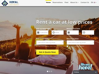 Royal Car Rent
